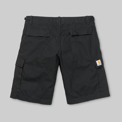 CARHARTT AVIATION SHORT BLACK RINSED