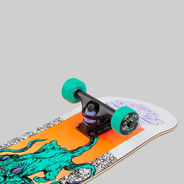 WELCOME SKATEBOARDS BACTOCAT COMPLETE 8.0