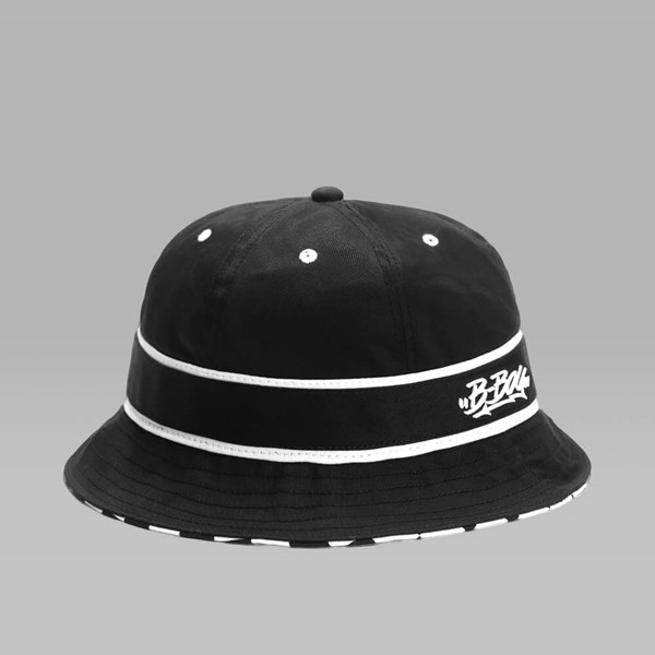 Cayler & Sons Bboy Old School Hat Black-White