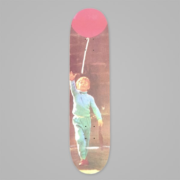 BECKY FACTORY ELI REED RED BALLON DECK 8.125""