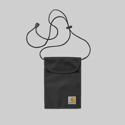 CARHARTT COLLINS NECK POUCH BLACK