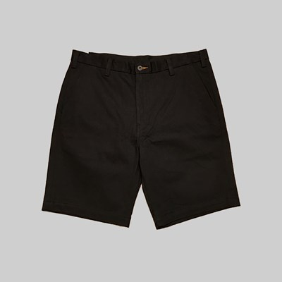 LEVI'S SKATEBOARDING WORK SHORT BLACK TWILL