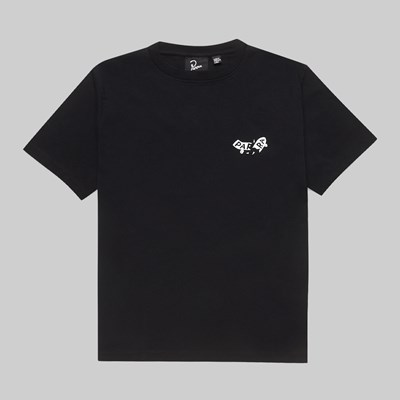 BY PARRA FOCUSED SS T-SHIRT BLACK