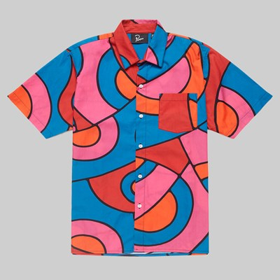 BY PARRA SERPENT PATTERN SHIRT MULTI