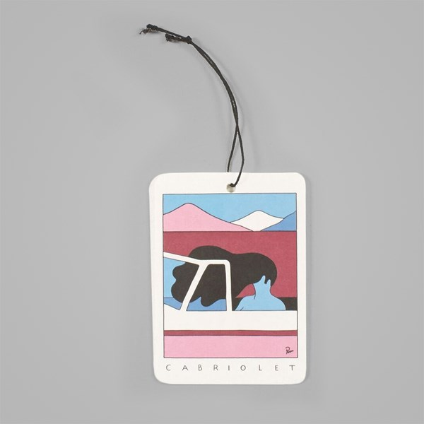 BY PARRA CABRIOLET CAR AIR FRESHENER