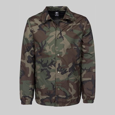 NIKE SB SHIELD ERDL CAMO JACKET MEDIUM OLIVE