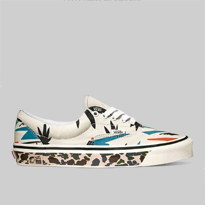 VANS ERA 95 DX ANAHEIM CAMO TAPE OG PRINT MASH UP