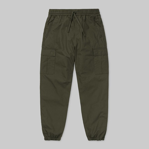 CARHARTT CARGO JOGGER PANT CYPRESS RINSED