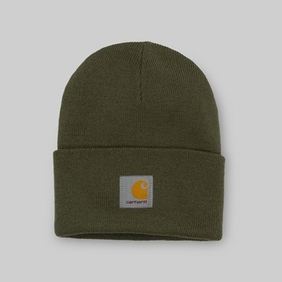 CARHARTT WIP ACRYLIC WATCH HAT BEANIE CYPRESS