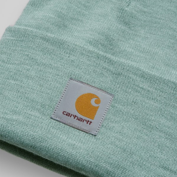 CARHARTT WIP ACRYLIC WATCH HAT BEANIE FROSTED GREEN