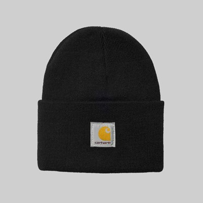 CARHARTT WIP ACRYLIC WATCH HAT BEANIE BLACK