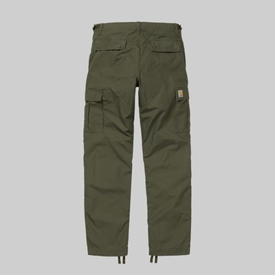 CARHARTT WIP AVIATION PANT CYPRESS RINSED