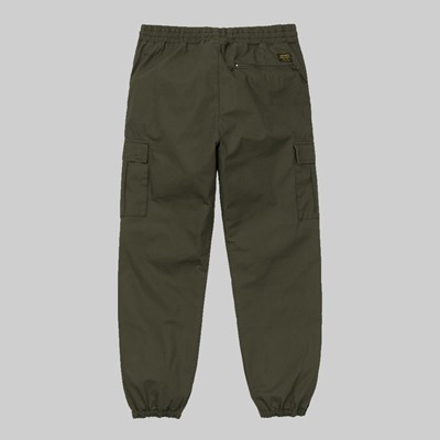 CARHARTT WIP CARGO JOGGER PANT CYPRESS RINSED