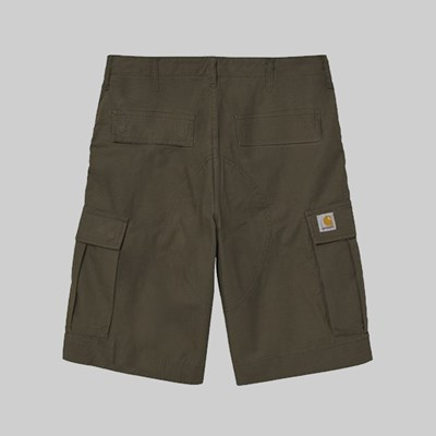 CARHARTT WIP REGULAR CARGO SHORT CYPRESS RINSED