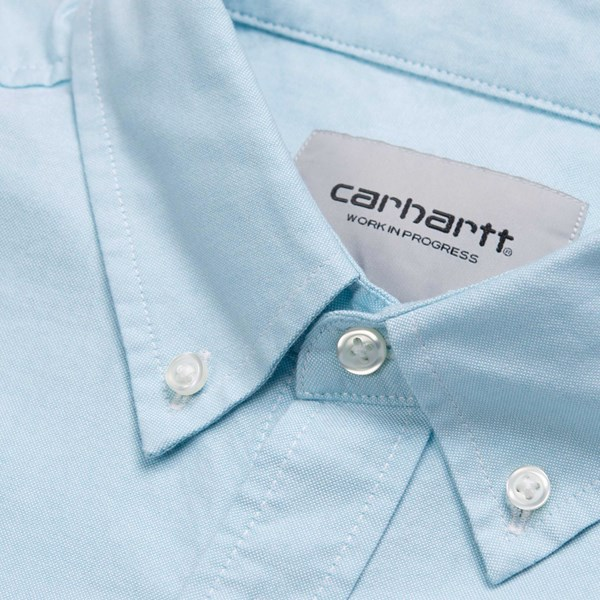 CARHARTT WIP LS BUTTON DOWN POCKET SHIRT WINDOW