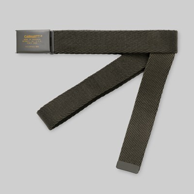 CARHARTT WIP MILITARY PRINTED BELT CYPRESS