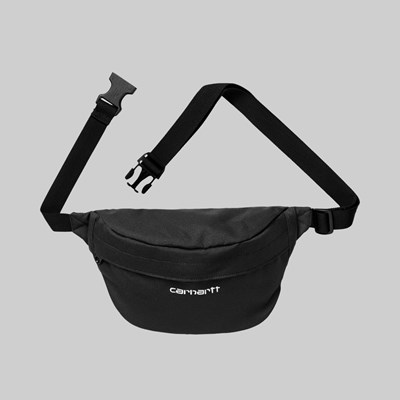 CARHARTT WIP PAYTON HIP BAG BLACK