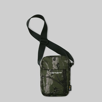 CARHARTT WIP PAYTON SHOULDER POUCH CAMO TREE