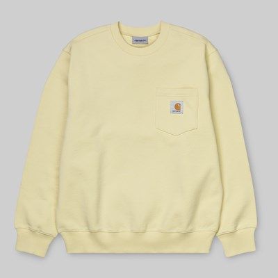 CARHARTT WIP POCKET SWEAT FRESCO
