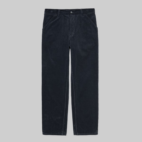 CARHARTT WIP SIMPLE PANT COVENTRY CORD BLACK