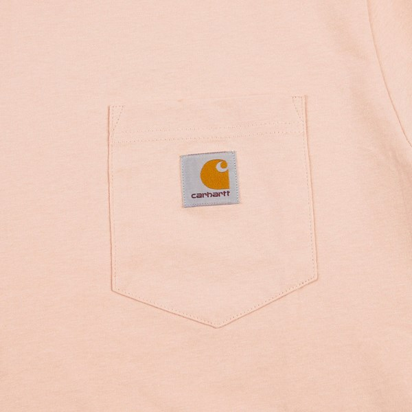 CARHARTT WIP SS POCKET T-SHIRT POWDERY