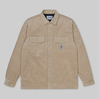 CARHARTT WIP WHITSOME SHIRT JACKET WALL
