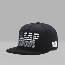 Cayler & Sons ASAP Knows Cap Black-White