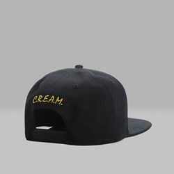 Cayler & Sons Dolla Dolla Cap Black-Yellow