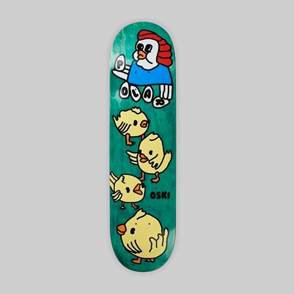 POLAR SKATE CO. OSKAR 'CHICKEN MAMA' DECK 9""