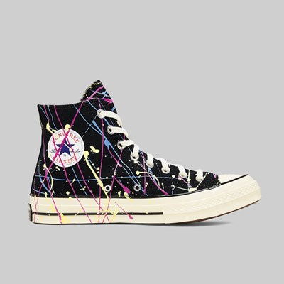 CONVERSE CHUCK 70 'ARCHIVE PACK' BLACK HYPER MAGENTA