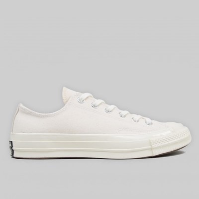 CONVERSE CHUCK 70 OX NATURAL BLACK EGRET