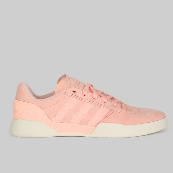 ADIDAS CITY CUP CLEAR ORANGE TRACE WHITE TRACE