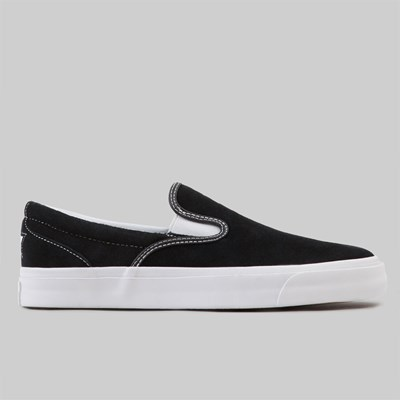 6f66801aae7a CONVERSE ONE STAR CC SLIP ON PRO BLACK WHITE ...
