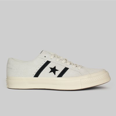 CONVERSE ONE STAR ACADEMY OX EGRET BLACK EGRET