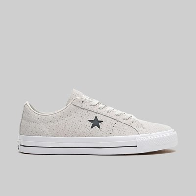 CONVERSE CONS ONE STAR PRO PALE PUTTY WHITE