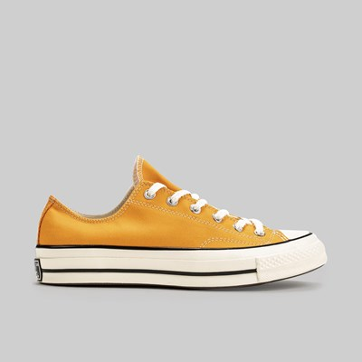 CONVERSE CHUCK 70 OX ORANGE RIND EGRET BLACK