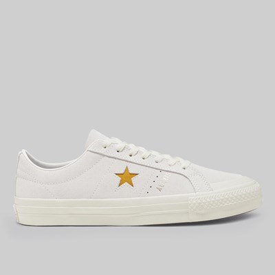CONVERSE ALEXIS SABLONE ONE STAR WHITE COAST