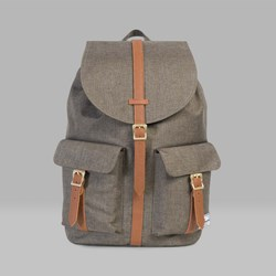 HERSCHEL DAWSON BACKPACK CANTEEN CROSSHATCH