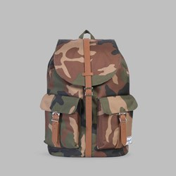 HERSCHEL DAWSON BACKPACK WOODLAND CAMO-TAN