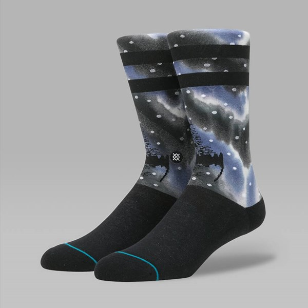 STANCE X STAR WARS DEATHSTAR SOCKS BLACK