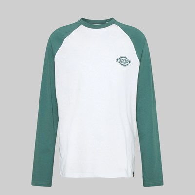 DICKIES LS COLOGNE T-SHIRT LINCOLN GREEN