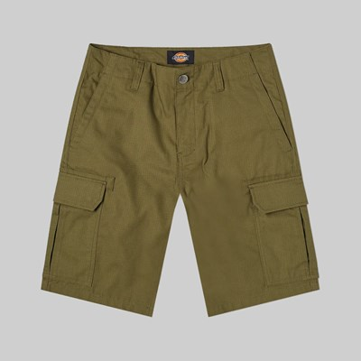 DICKIES MILLERVILLE SHORT MILITARY GREEN