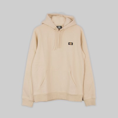 DICKIES OKLAHOMA HOODY LIGHT TAUPE
