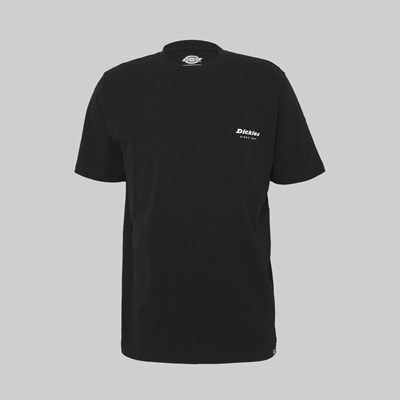 DICKIES QUAMBA SS BOX T-SHIRT BLACK