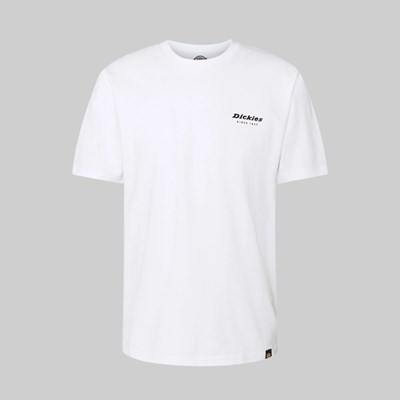 DICKIES QUAMBA SS BOX T-SHIRT WHITE