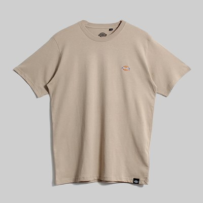 DICKIES STOCKDALE SS T-SHIRT SANDSTONE