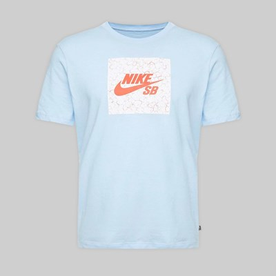 NIKE SB 'DORM ROOM' PACK SS T-SHIRT ICE BLUE