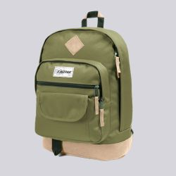 Eastpak Sugarbush Backpack Into The Out Khaki