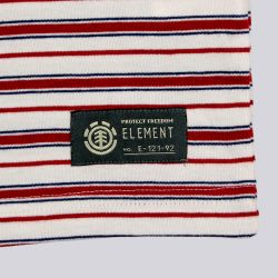 Element Brenton Tank Top Barn Red