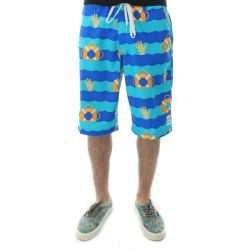Enjoi Can't Swim Trunks Blue
